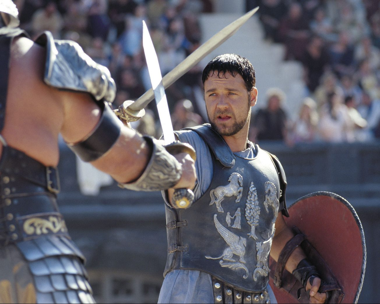 Russell Crowe Gladiator e1605783277305 25 Things You Probably Didn't Know About Action Movie Legend Dolph Lundgren