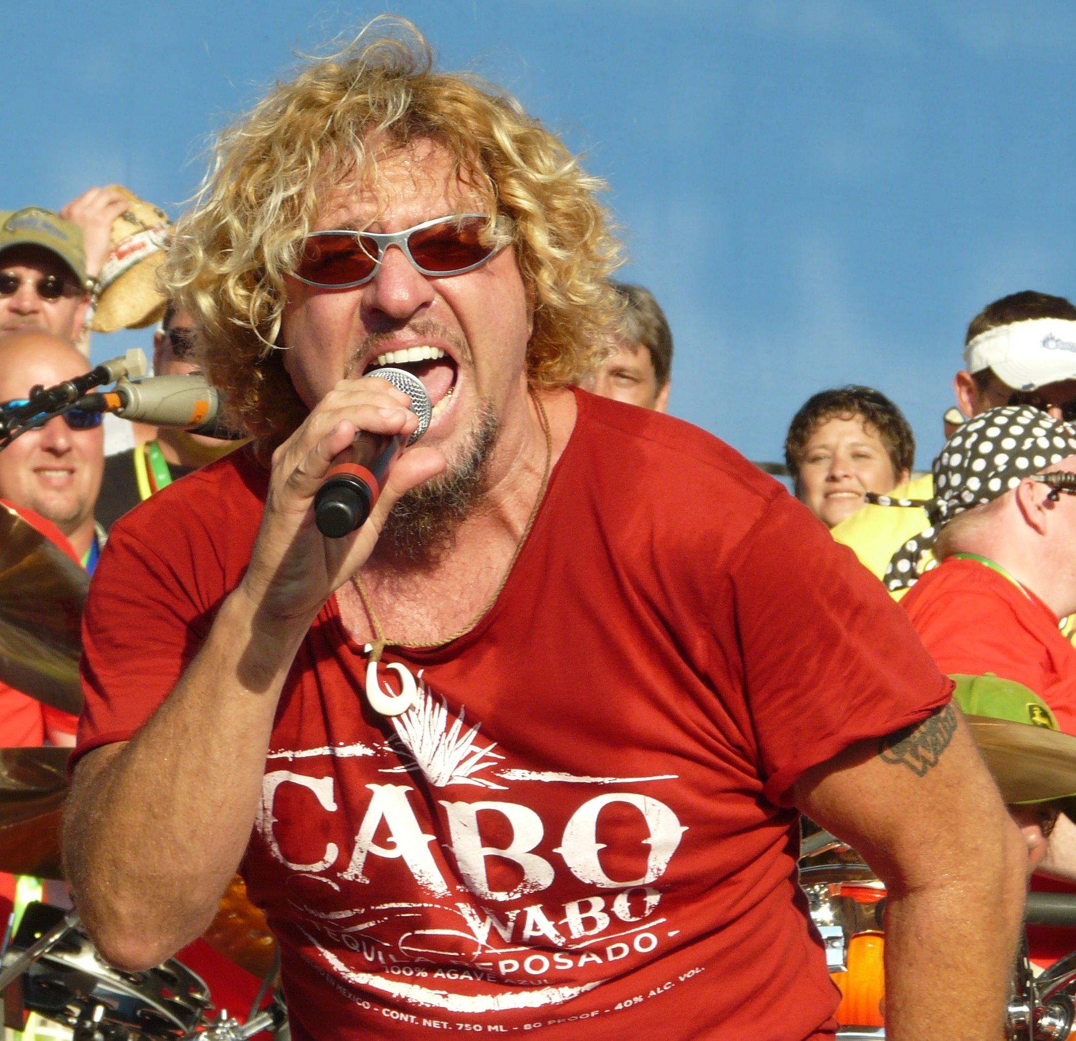 SammyHagar 20 Facts About Rock Legends Van Halen That Will Make You Jump
