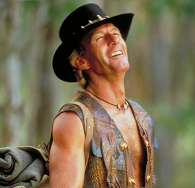 Screen Shot 2020 10 21 at 10.15.45 am e1603271815748 Is Paul Hogan Anything Like Crocodile Dundee In Real Life?