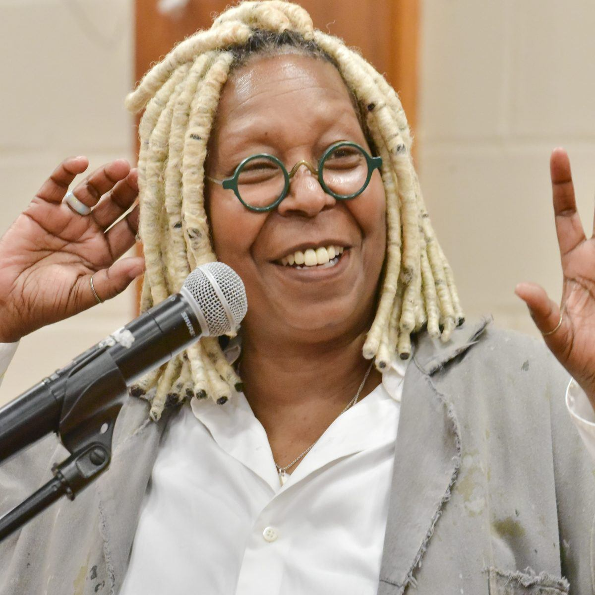 Whoopi Goldberg Lecture 7890 Back In The Habit Again: Sister Act 3 In The Works, Says Whoopi Goldberg