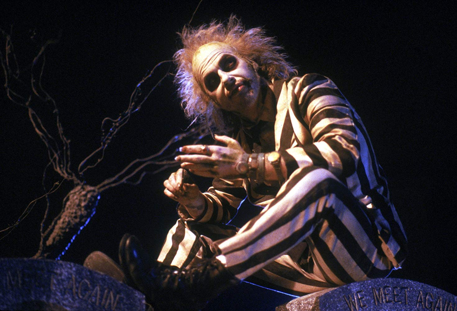 beetlejuice The 10 Greatest Scary Comedies