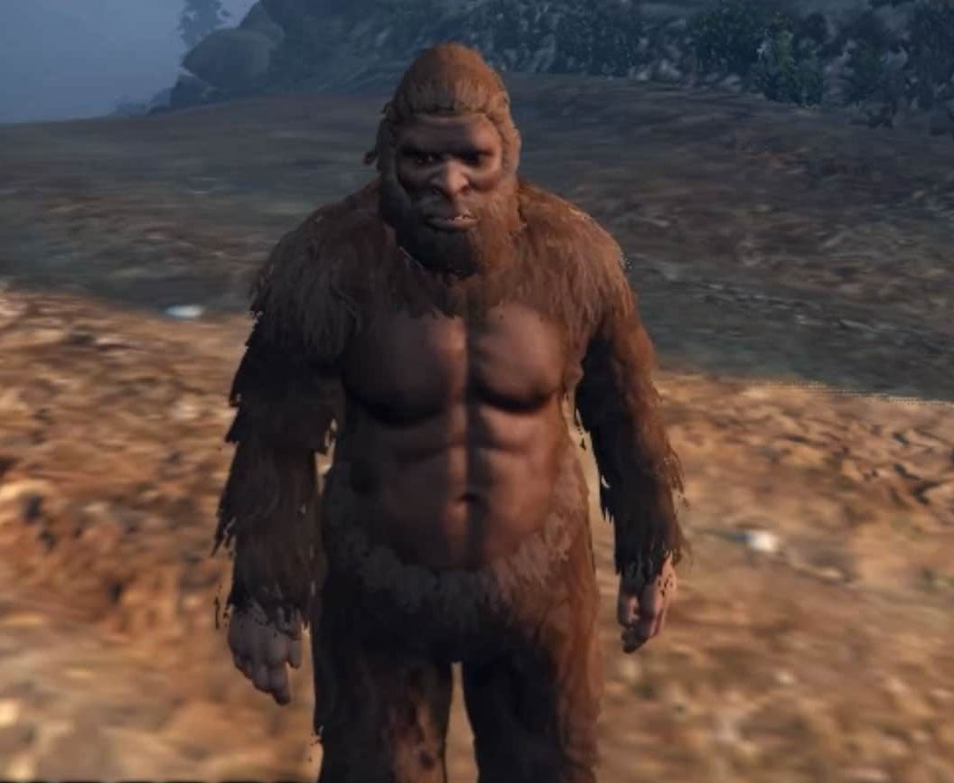 bigfoot e1603901647411 Video Game Urban Legends That'll Give You Nightmares