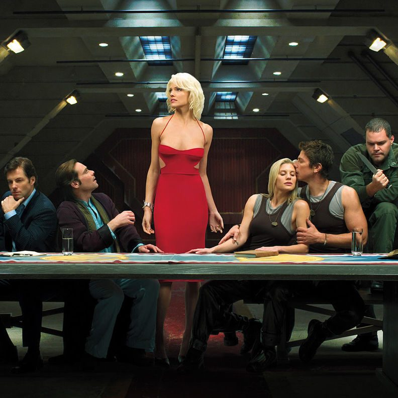 bsg tease e1602861450785 20 Things You Probably Didn't Know About The Original Battlestar Galactica