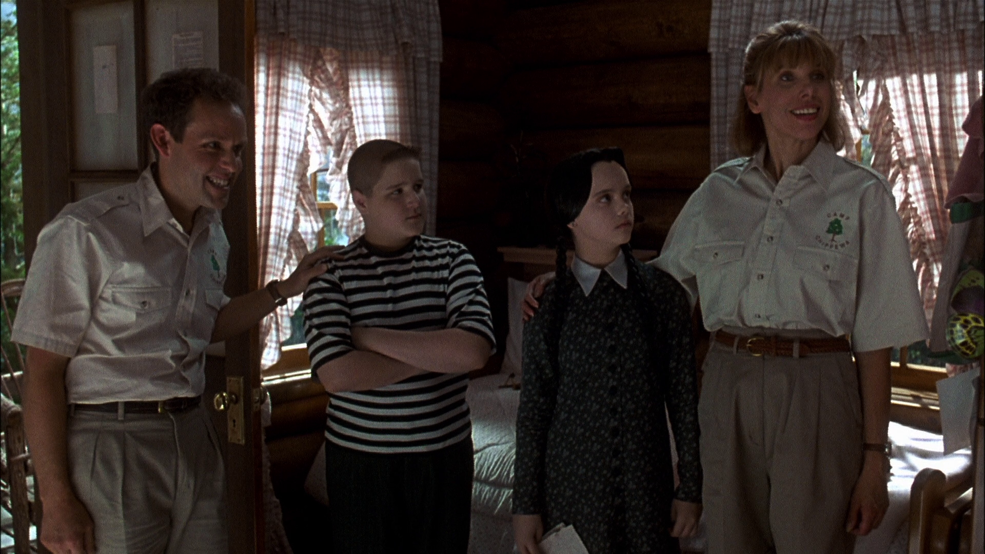 camp 2 30 Creepy and Kooky Facts About Addams Family Values