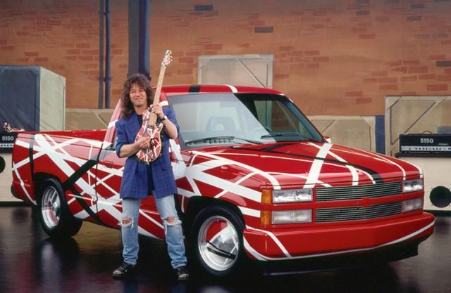 chevy truck eddie van halen 773 640x417 1 20 Facts About Rock Legends Van Halen That Will Make You Jump
