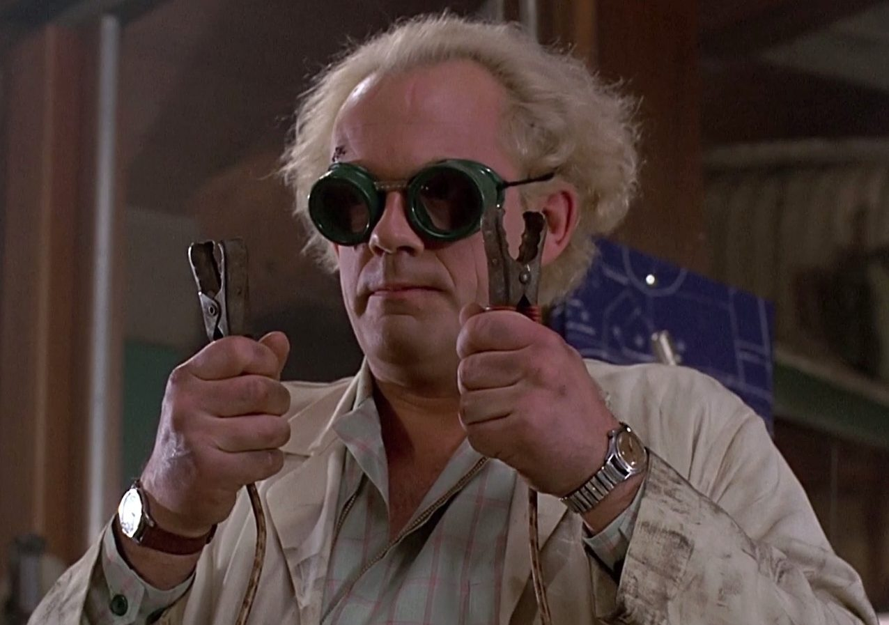 docbrown e1604308412535 20 Things You Never Knew About Christopher Lloyd