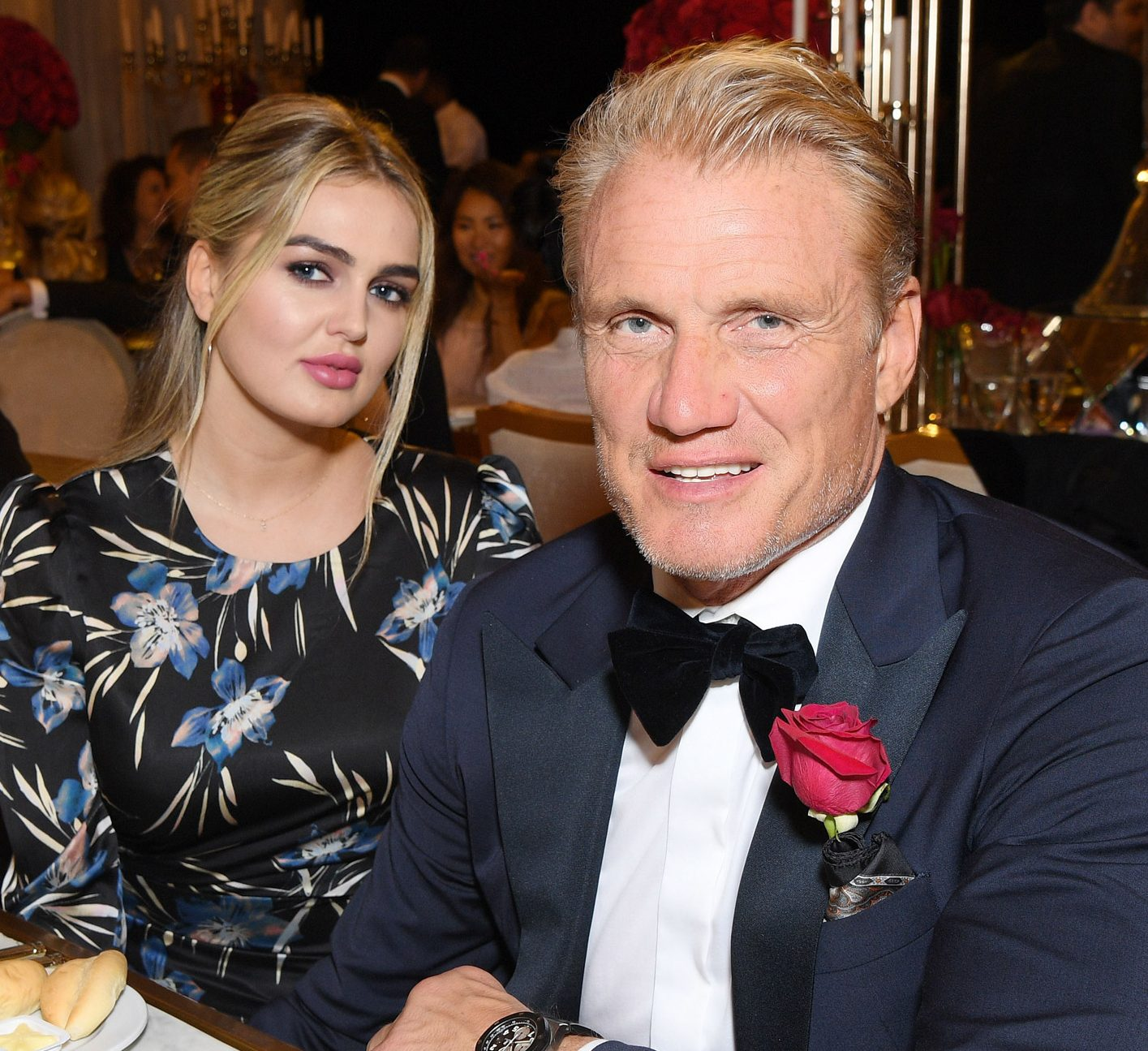 dolph lundgren emma krokdal e1605790312665 25 Things You Probably Didn't Know About Action Movie Legend Dolph Lundgren