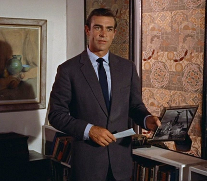drno2 cl jkt1 e1604317263658 20 Things You Never Knew About Sean Connery
