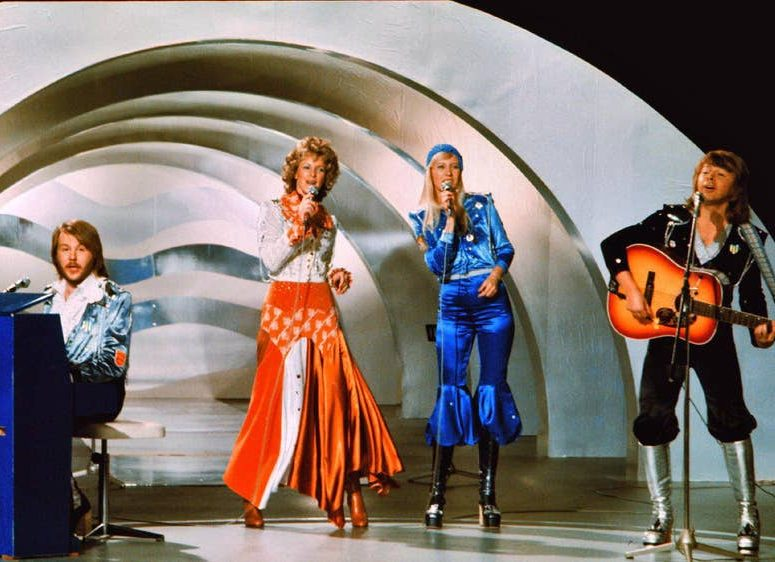 eurovisionmoments17i e1604679949681 40 Things You Probably Didn't Know About ABBA