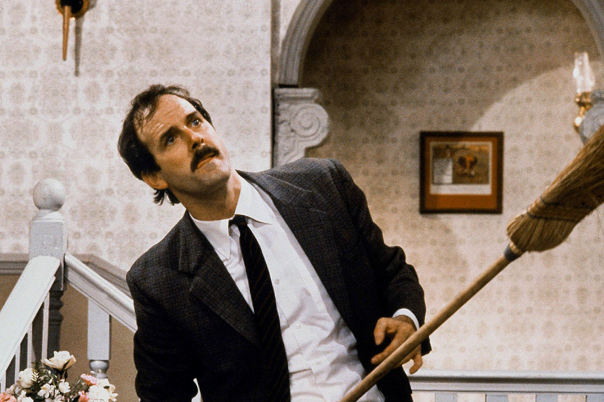 fawlty 10 Things You Never Knew About John Cleese