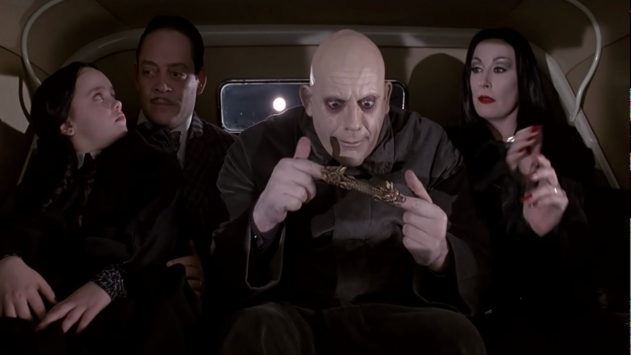film 2 30 Creepy and Kooky Facts About Addams Family Values