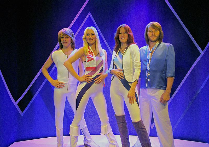g7 Graham C99 40 Things You Probably Didn't Know About ABBA