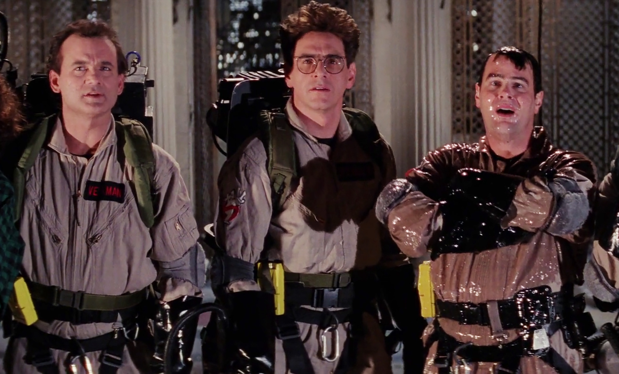 ghostbusters The 10 Greatest Scary Comedies