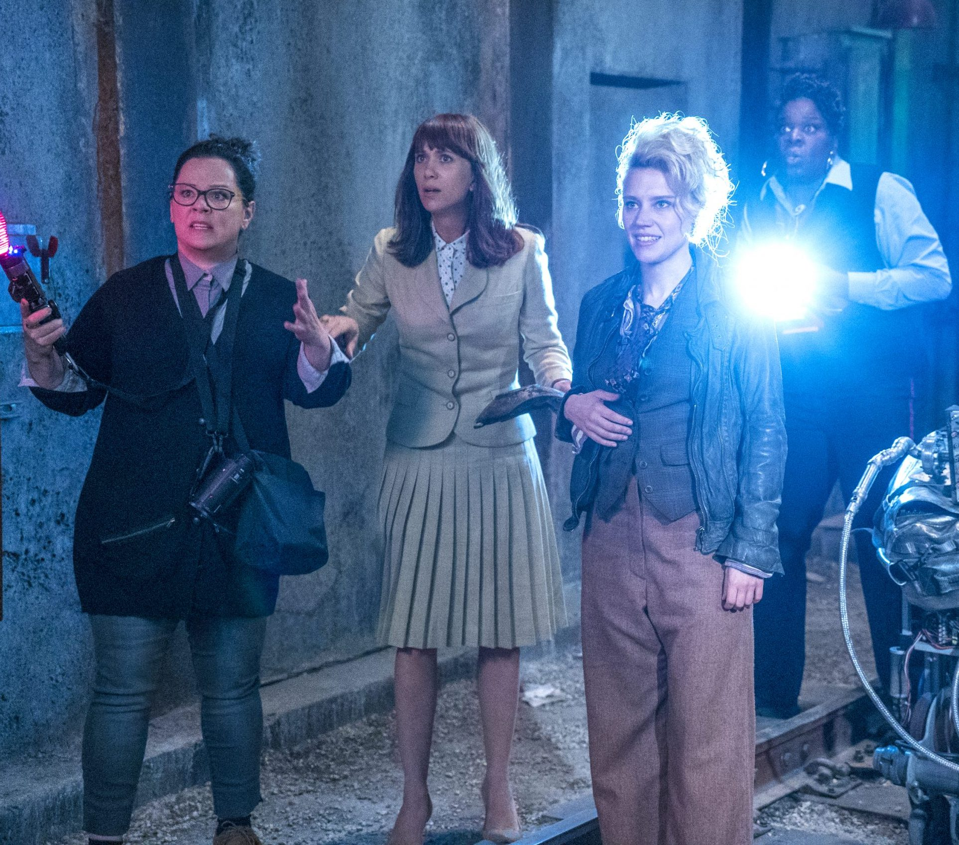 ghostbusters1 scaled e1605184117682 20 Movie Remakes That Were Nothing Like The Original