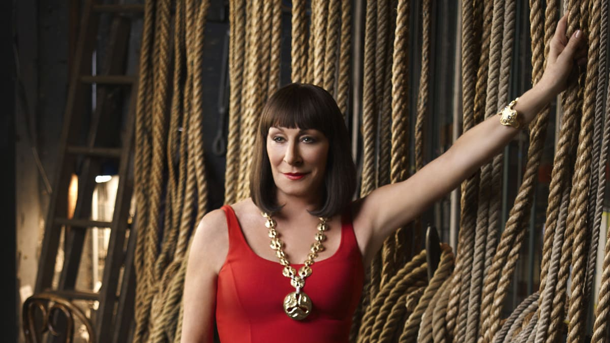 huston 1 10 Things You Never Knew About Anjelica Huston