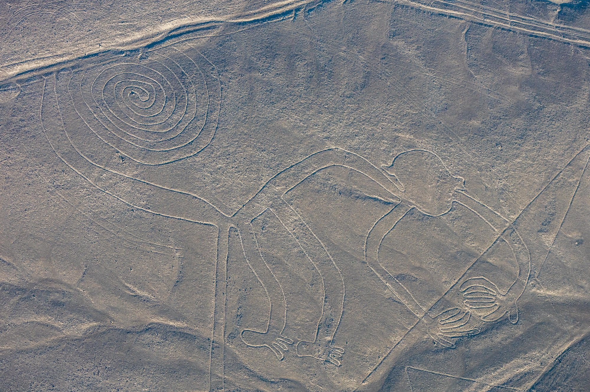lineas de nazca nazca peru 2015 07 29 dd 49 20 Things You Probably Didn't Know About The Original Battlestar Galactica