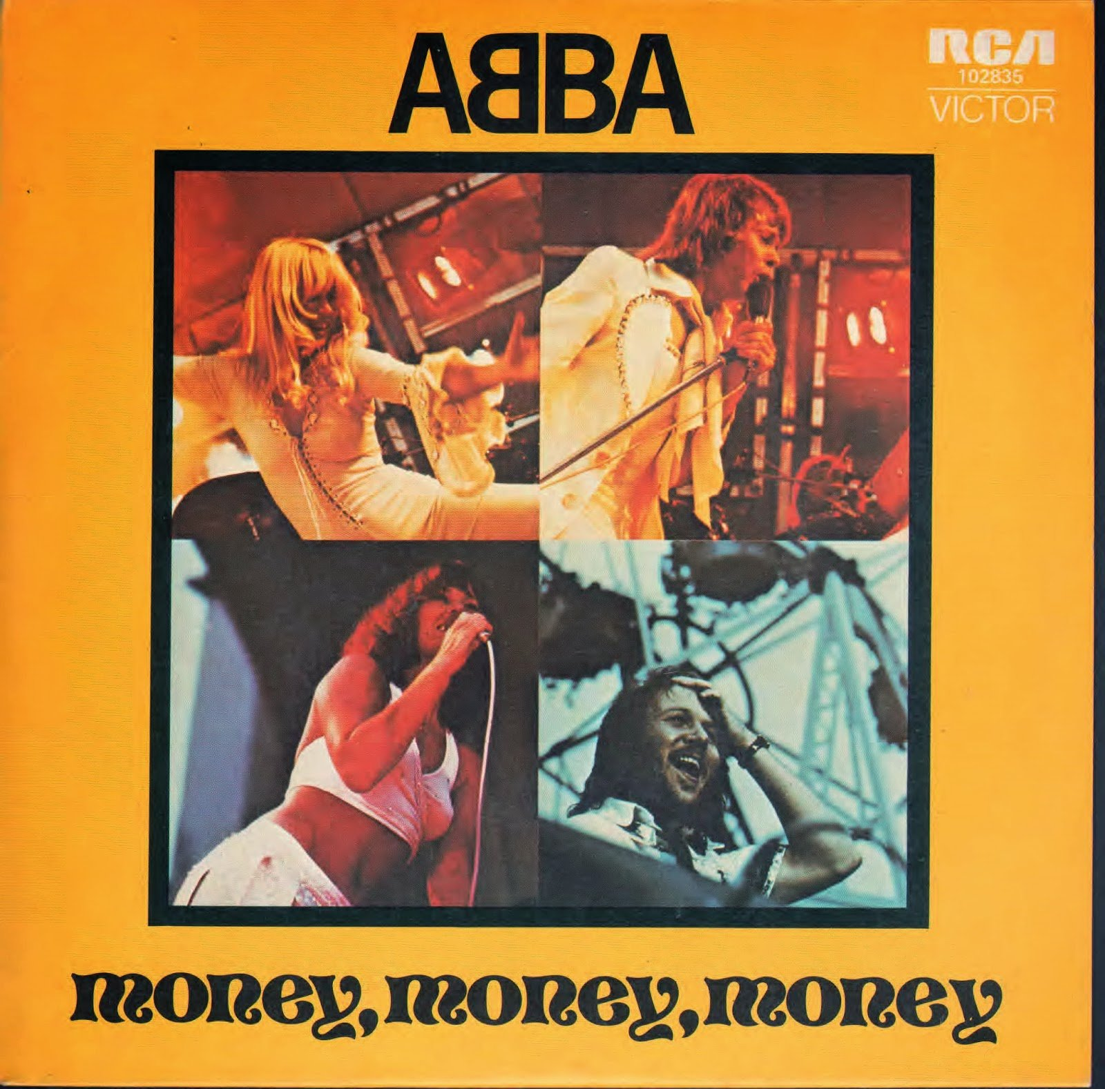 money 3 40 Things You Probably Didn't Know About ABBA