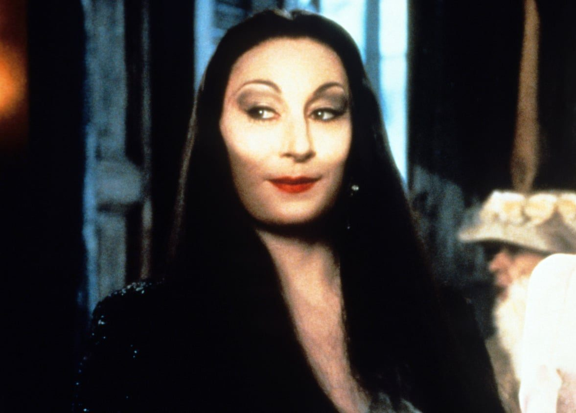 morticia e1605004784366 30 Creepy and Kooky Facts About Addams Family Values
