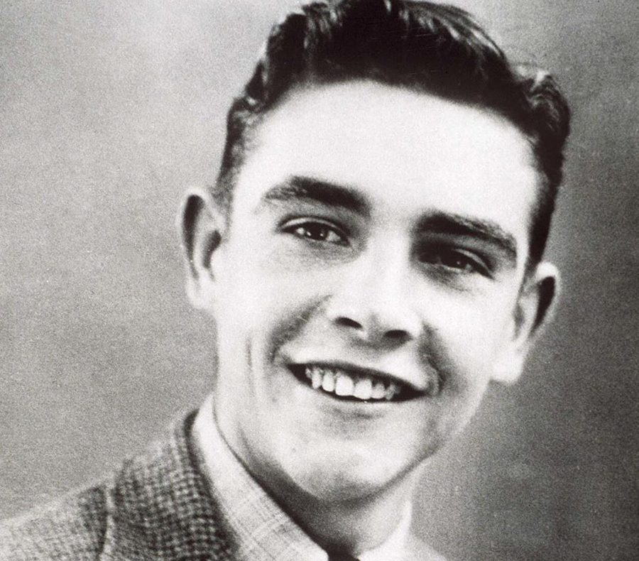 photo sean connery teenager tres jeune e1604317170654 20 Things You Never Knew About Sean Connery