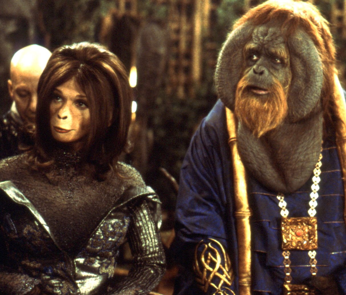 planet of the apes remake dinner guests e1605111703172 20 Movie Remakes That Were Nothing Like The Original