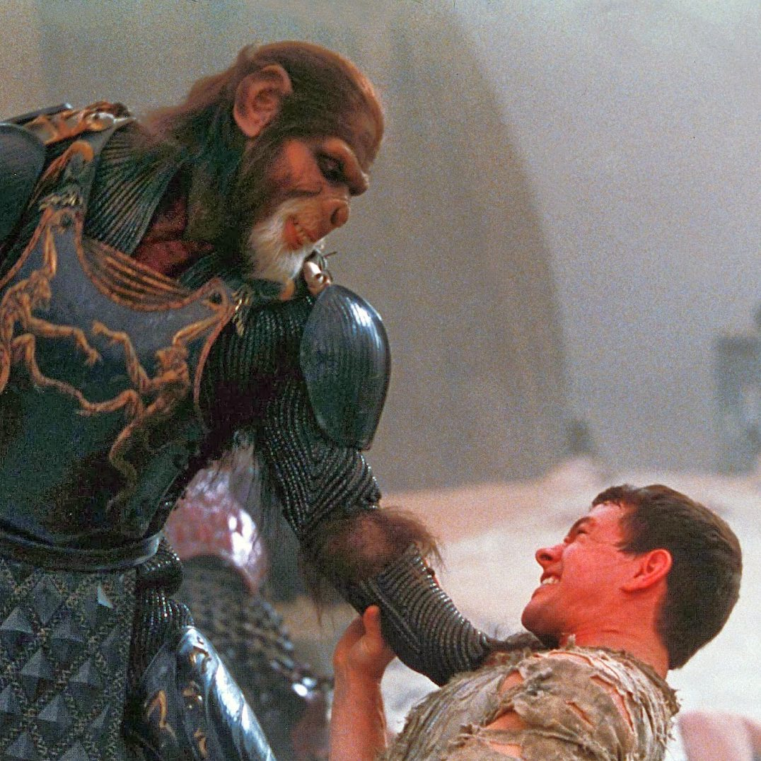 planetoftheapes012 e1603965428750 20 Movie Remakes That Were Nothing Like The Original