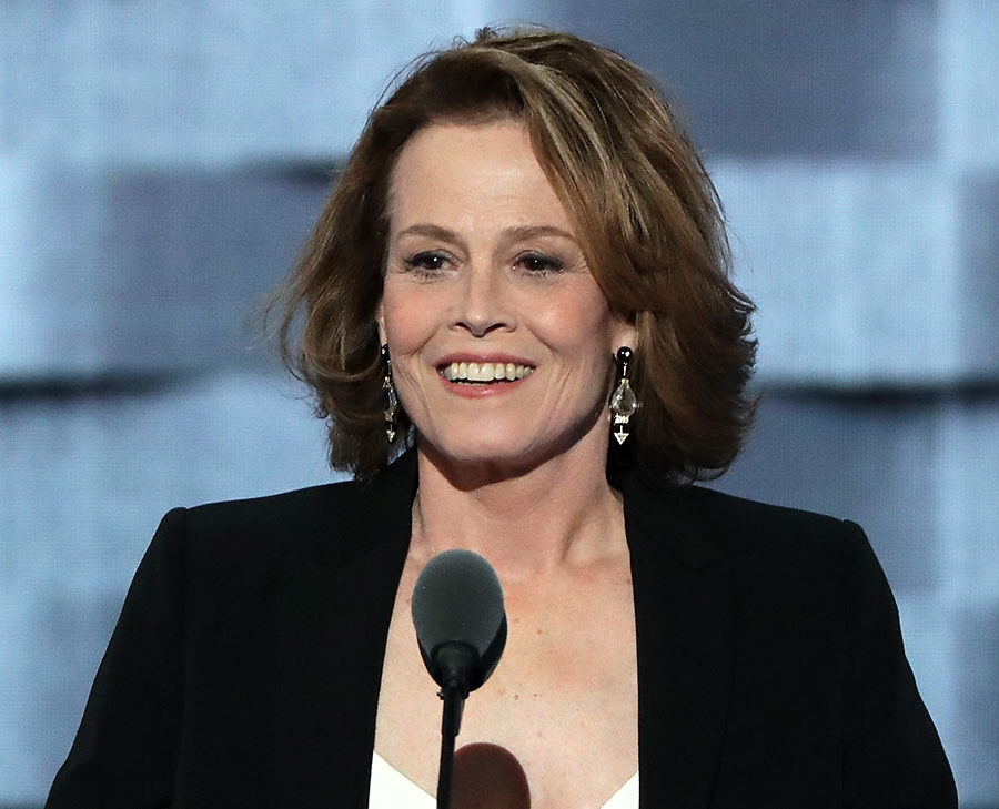 sigourney weaver dnc 2 e1609843541795 20 Things You Probably Didn't Know About Sigourney Weaver
