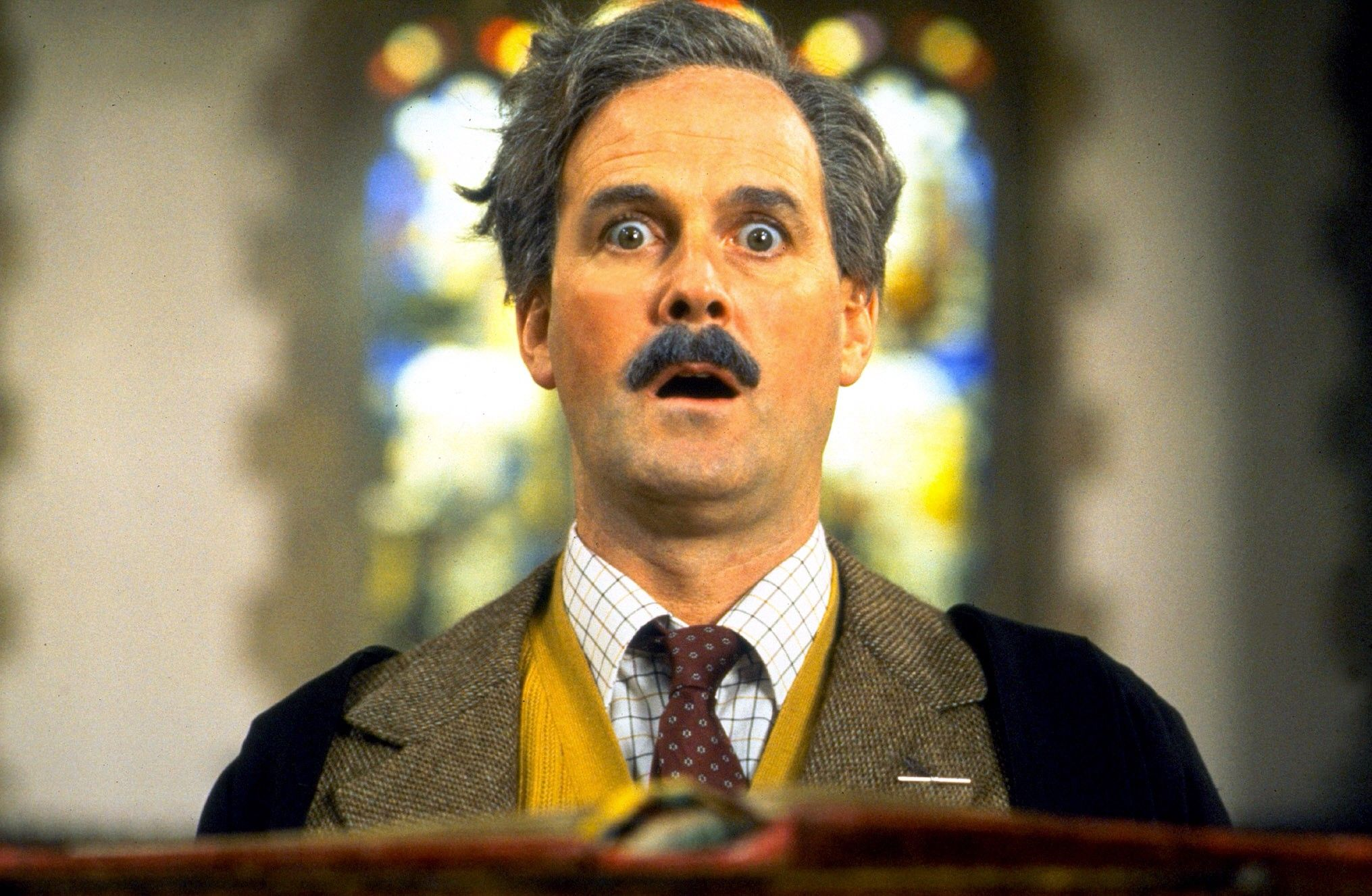 sketch intestine 10 Things You Never Knew About John Cleese