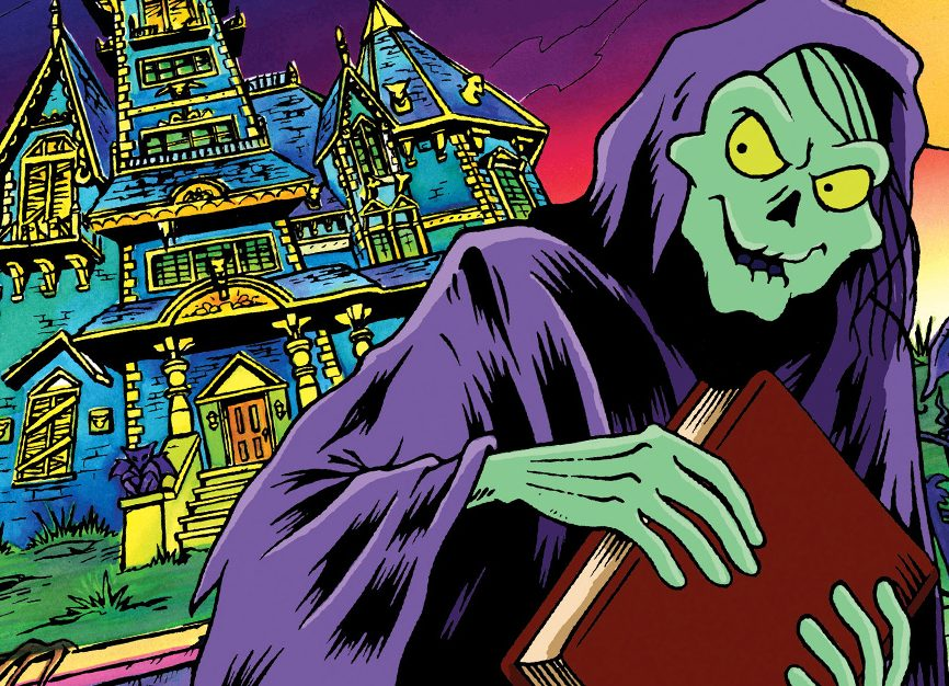 tales from the cryptkeeper crypt cartoon animated 1990s series cbs kids e1603812576494 10 Spooky Cartoons Designed To Give Kids Nightmares