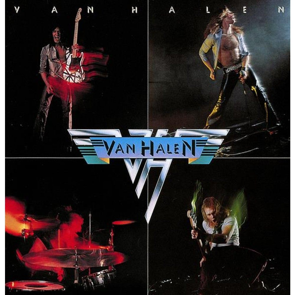 van halen 0081227955243 0 20 Things You Might Not Have Known About The Late, Great Eddie Van Halen