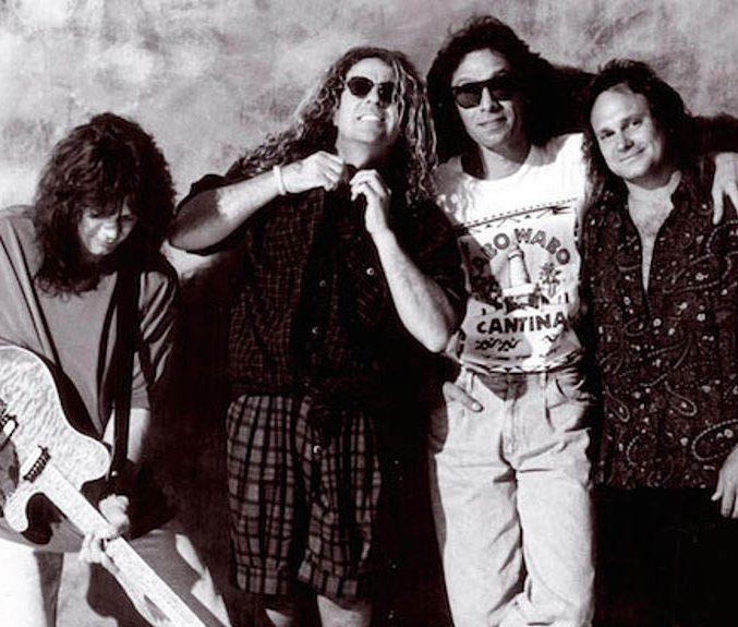 van halen with sammy hagar 1 e1604674193199 20 Facts About Rock Legends Van Halen That Will Make You Jump