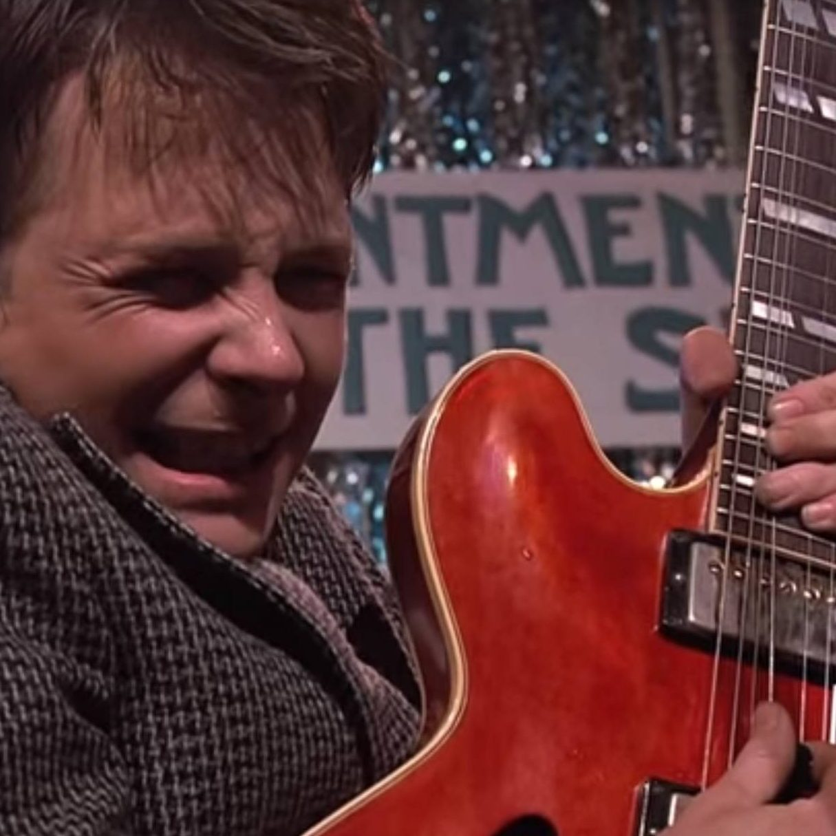 video october 21 back to the future marty mcfly gibson guitar e1602250641533 20 Things You Might Not Have Known About The Late, Great Eddie Van Halen