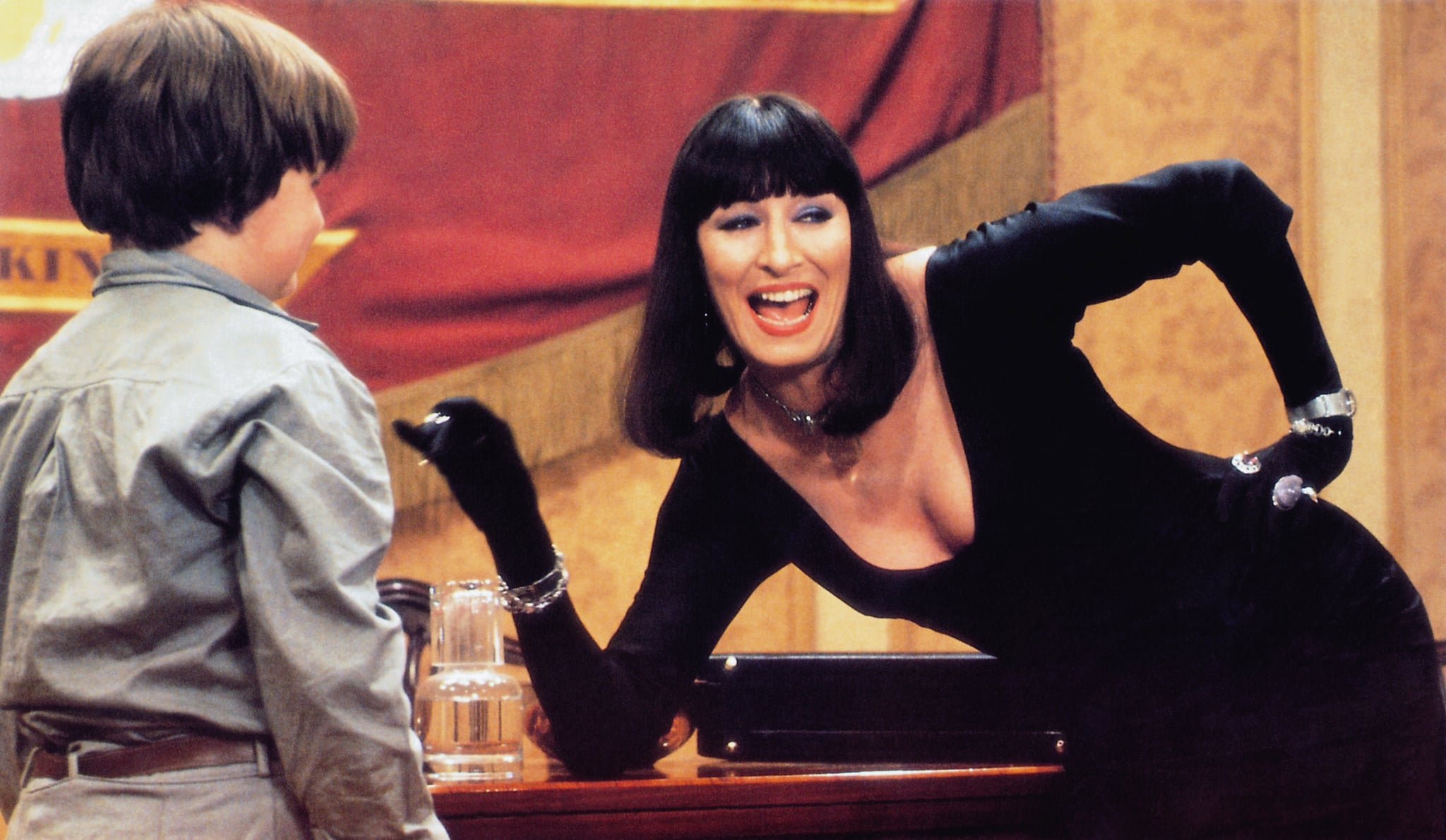 witches 10 Things You Never Knew About Anjelica Huston
