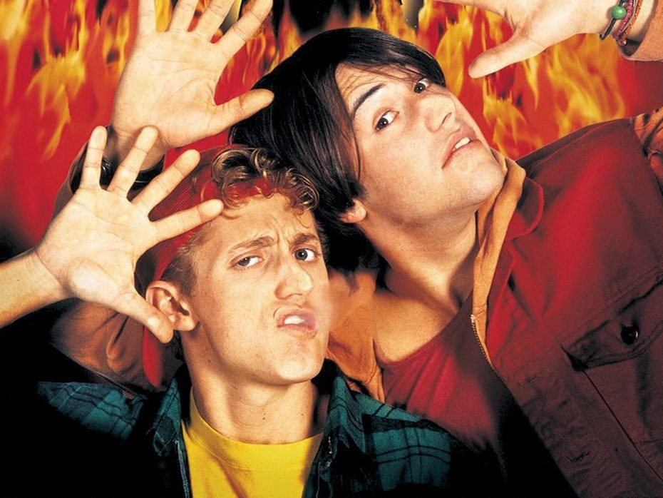 068dc118486dddb5841391699a2d19f9 e1605800581236 30 Most Triumphant Truths About Bill & Ted's Bogus Journey