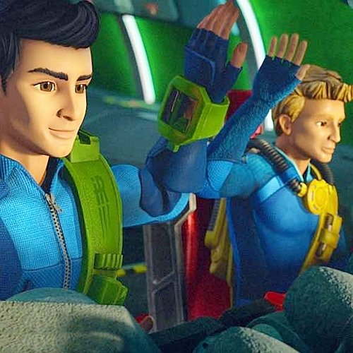 """1 173 """"Thunderbirds Are Go"""" With These 10 Fascinating Facts About The Classic TV Show"""