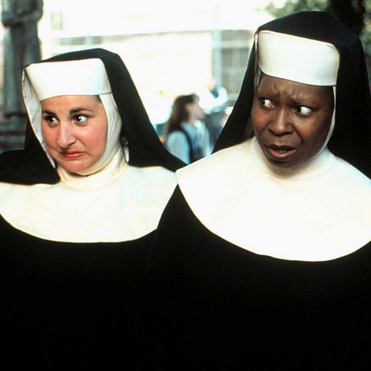 1 187 We're Testifying With 20 Facts About Sister Act