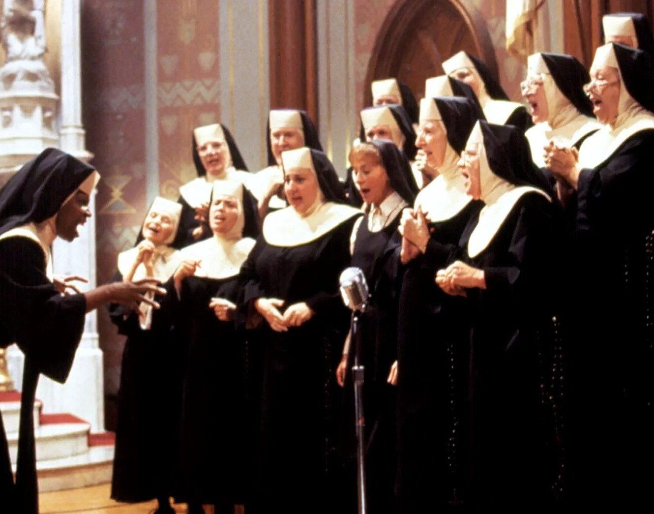 1 200 e1605878584719 We're Testifying With 20 Facts About Sister Act
