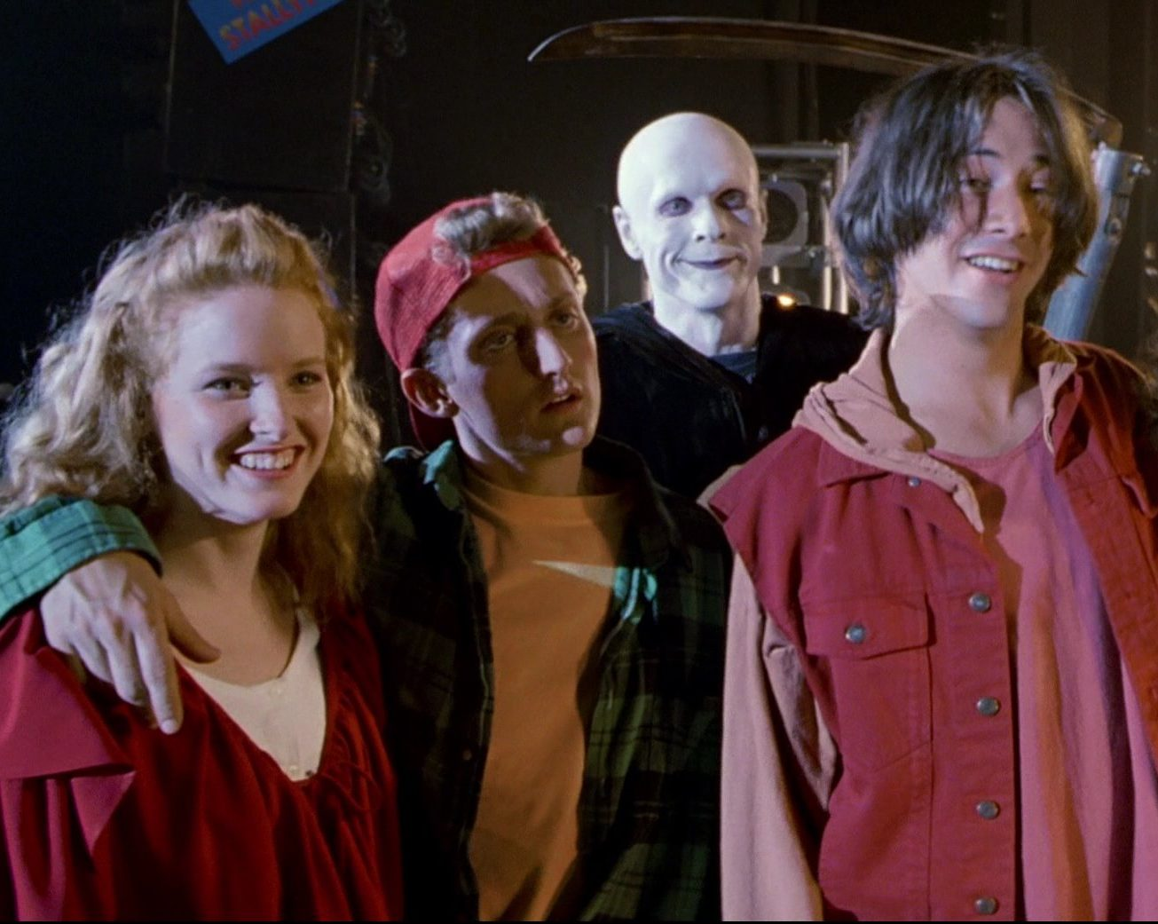 1 261 e1606394243569 30 Most Triumphant Truths About Bill & Ted's Bogus Journey