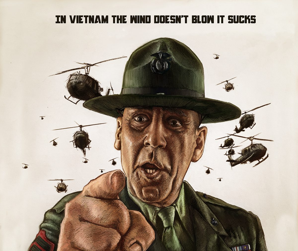 1 29 e1606401644199 30 Things You Never Knew About Vietnam Movie Classic Full Metal Jacket