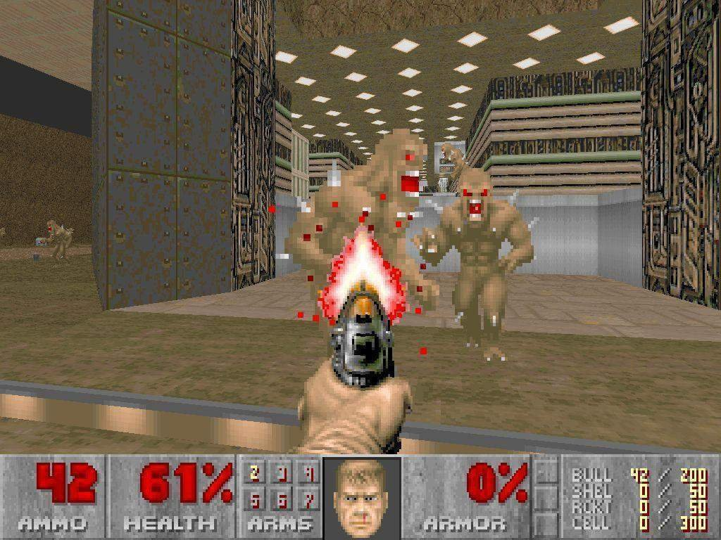 1390860851doom111 20 Video Games You Never Knew Were Inspired By Famous Movies