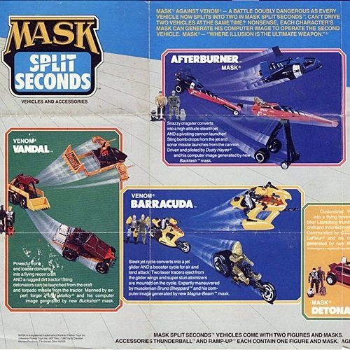 2 14 10 Things Only Adults Notice About M.A.S.K.