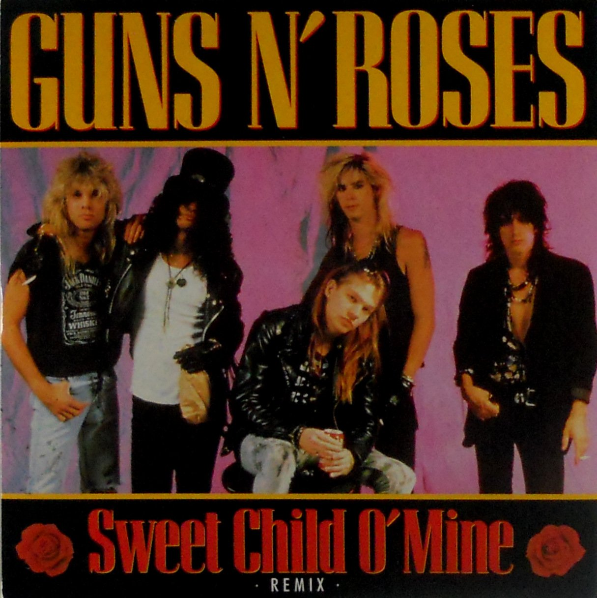 2 20 Things You Never Knew About Guns N' Roses
