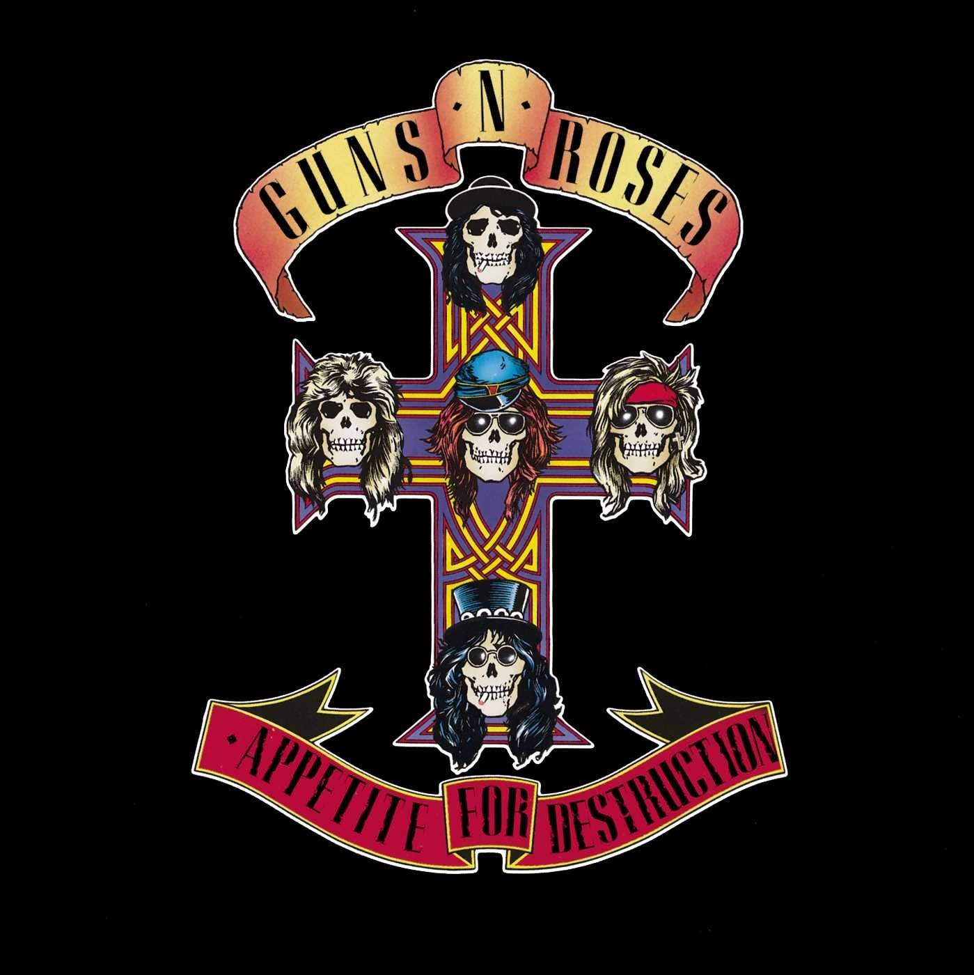 25 20 Things You Never Knew About Guns N' Roses