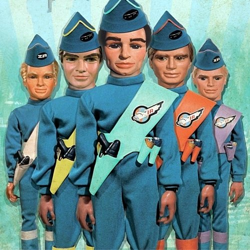 """4 12 """"Thunderbirds Are Go"""" With These 10 Fascinating Facts About The Classic TV Show"""