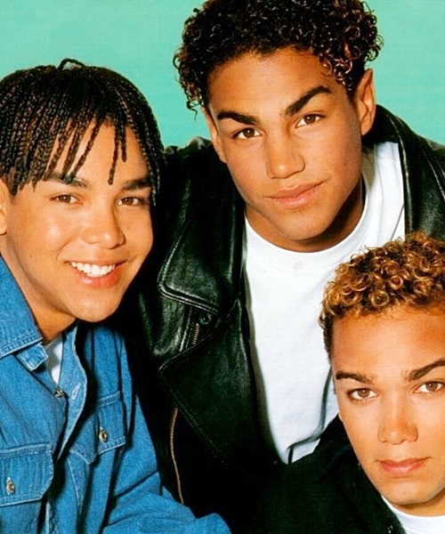 4 13 Remember Michael Jackon's Nephews 3T? Here's What They Look Like Now!