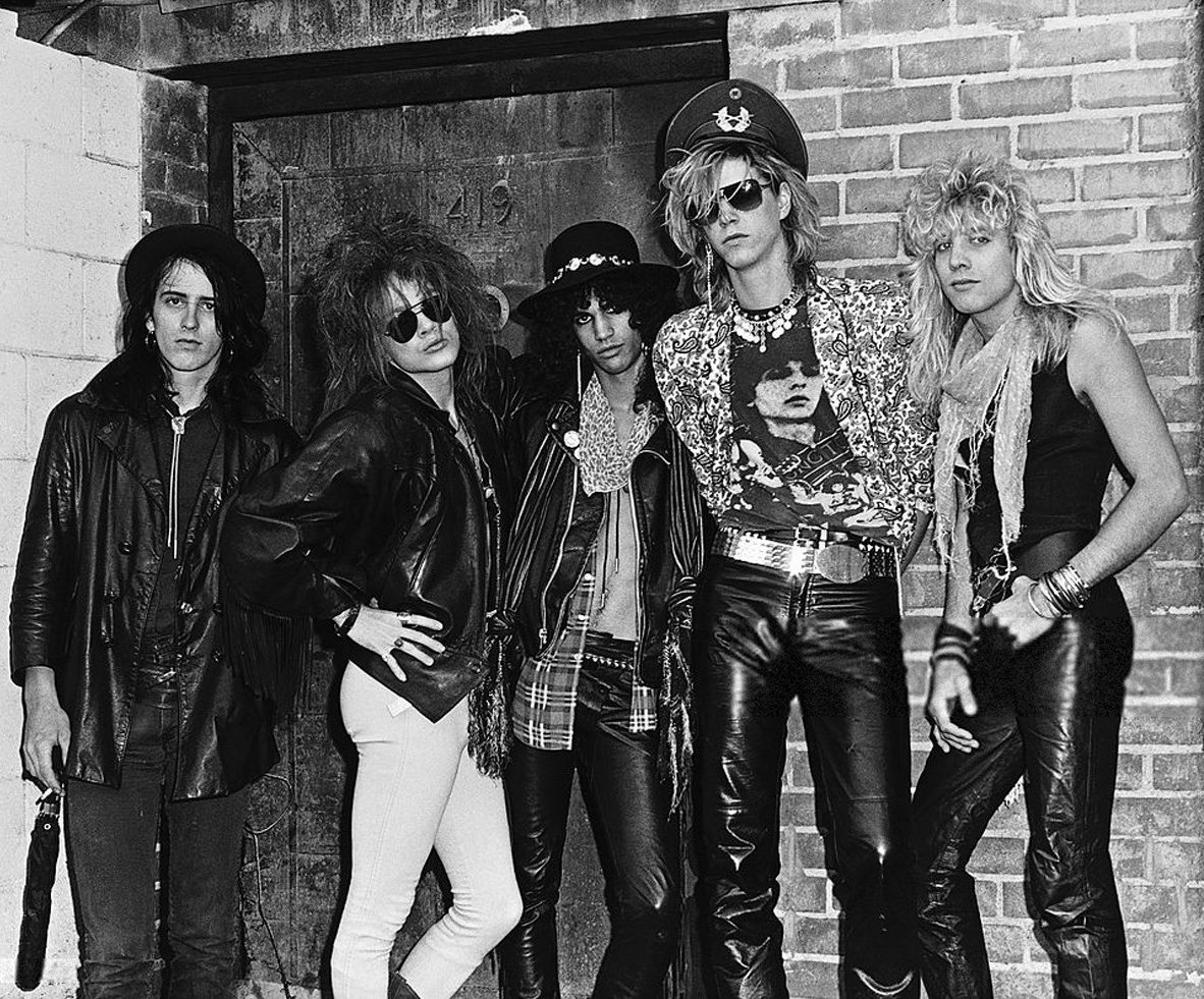 4 e1604313603904 20 Things You Never Knew About Guns N' Roses