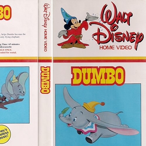 5 19 10 Things You Probably Didn't Know About Disney's Dumbo