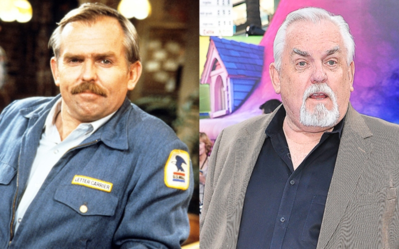 5 22 Here's What The Cast Of Cheers Look Like Today!