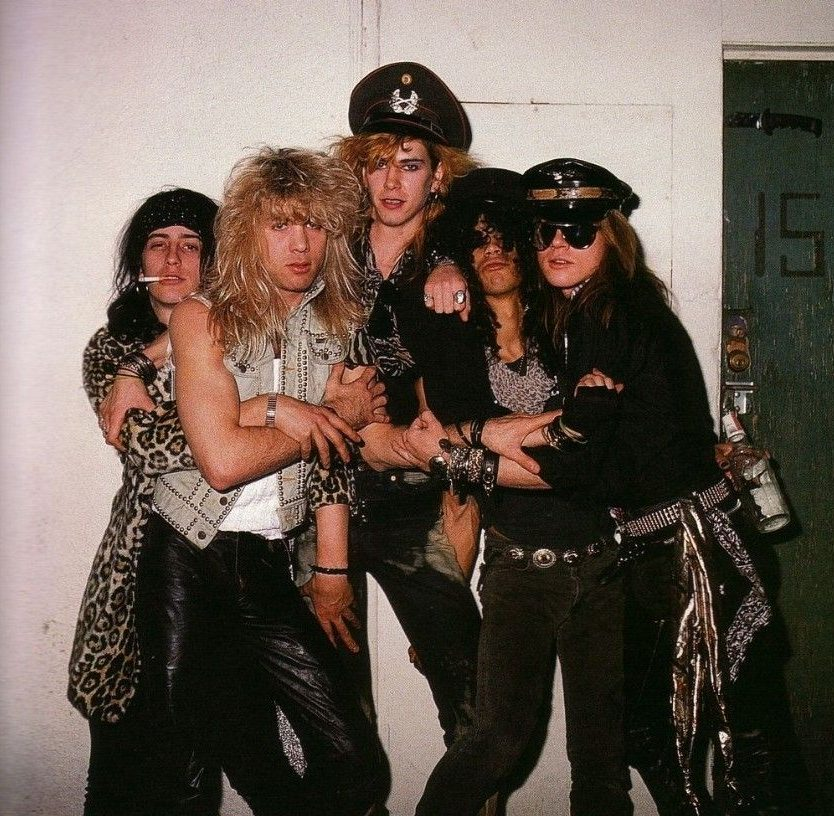 5 e1604314387239 20 Things You Never Knew About Guns N' Roses