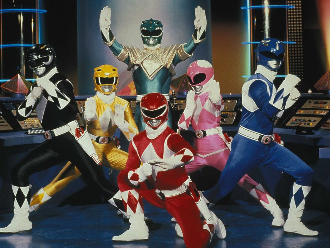 536a52bfecad044d1eb1a778 20 High-Kicking Facts About Mighty Morphin Power Rangers
