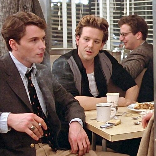 6 4 10 Things You Probably Didn't Know About The 1982 Film Diner